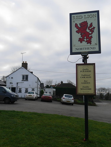 Red Lion, North End