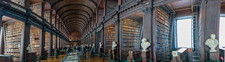 Trinity College Library - Dublin | by Jorge Lascar