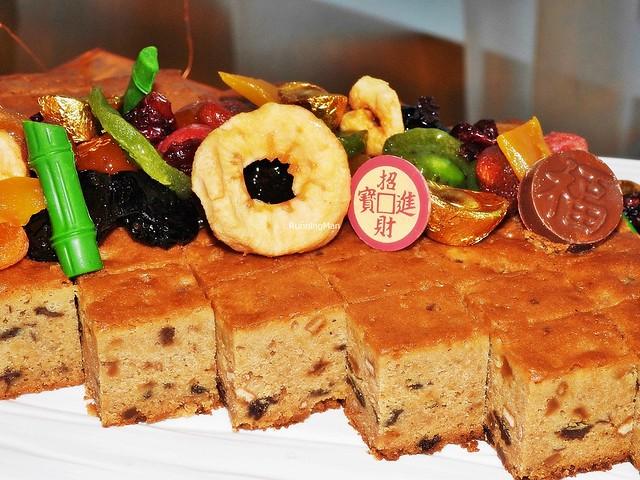 Fortune Fruit Cake