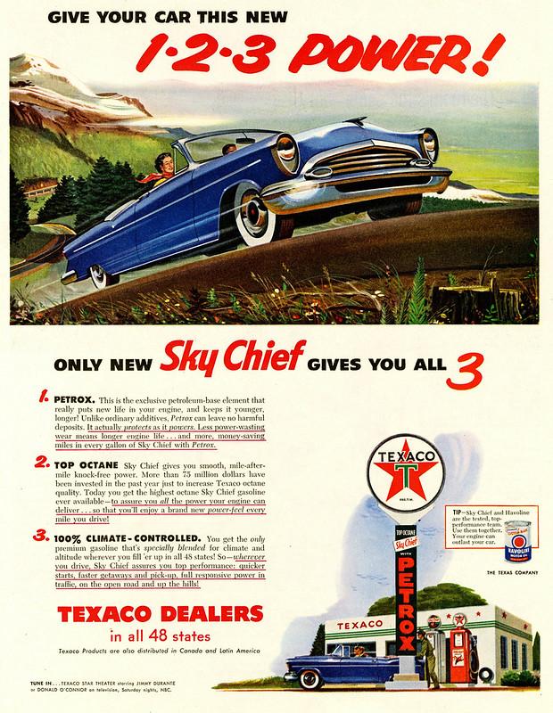 Texaco 1955