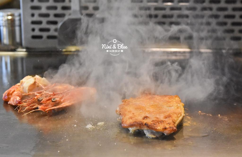 台中鐵板燒 八蒔鐵板燒  平價 吃到飽 推薦20