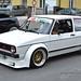 White WBAS VW Golf Mk1