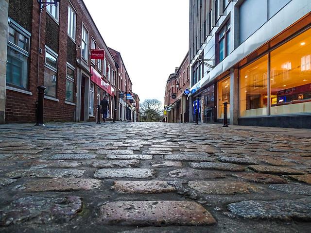 Winckley Street Cobbles