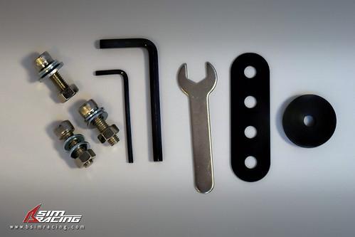 Thrustmaster TSS Handbrake Sparco Mod Tools
