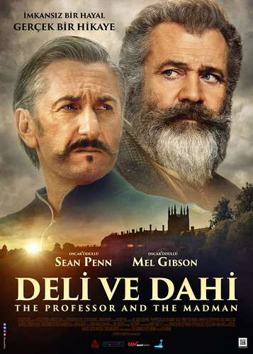 Deli ve Dahi - The Professor and the Madman (2019)
