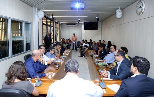 Audiência pública para fazer um balanço do planejamento de segurança para o Carnaval 2019 da cidade de Belo Horizonte- 5ª Reunião Ordinária- Comissão de Direitos Humanos e Defesa do Consumidor