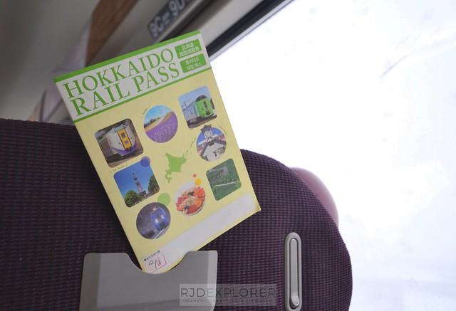 hokkaido itinerary jr hokkaido rail pass
