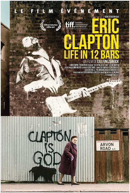 Eric Clapton, Life in 12 Bars