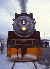 4449 Steam Train   Washington State