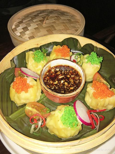 Homemade Dimsum from Bambooda