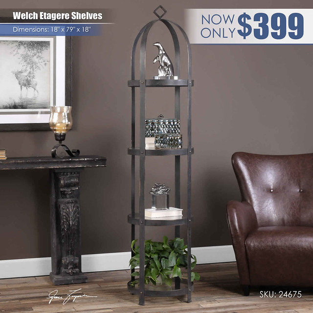 Welch Etagere_24675