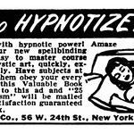 Sun, 2019-02-17 09:31 - learn to hypnotize