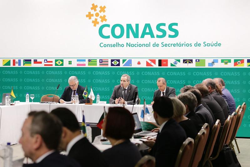 Secretário de Saúde é escolhido como representante do Conass na Anvisa