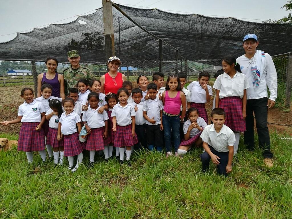 Vereda La Guajira, Mesetas - Meta 4