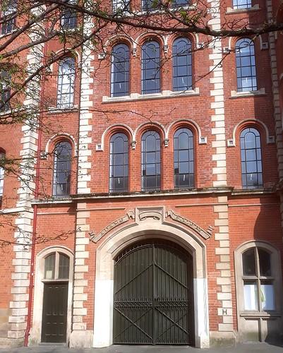 Nottingham doorway 1