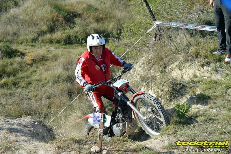 Trial Bocairent 2019. Cto. Comunidad Valenciana