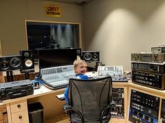 Universal Audio sound studio