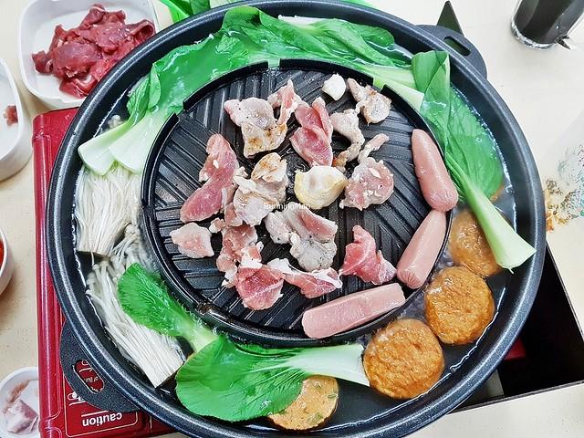 Mookata Grilling