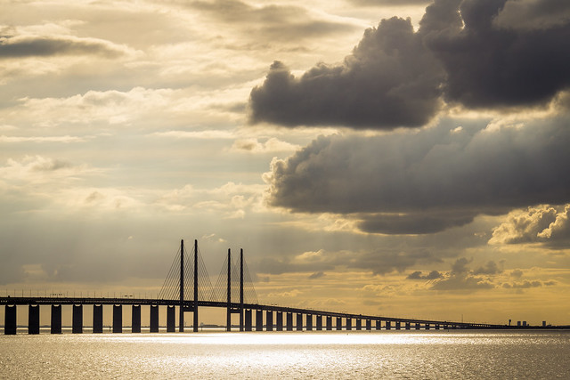 Sweden - Øresund Bridge