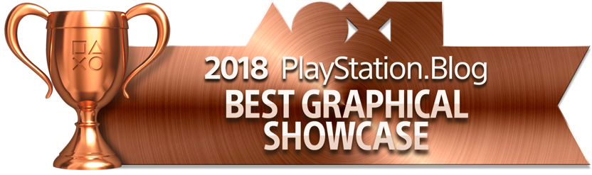 Best Graphical Showcase - Bronze