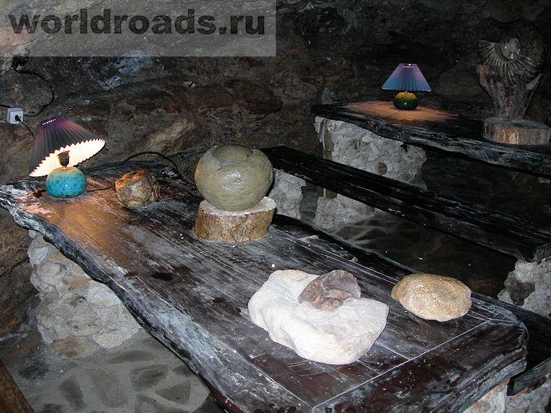 Стоянка древнего человека Каменномостский