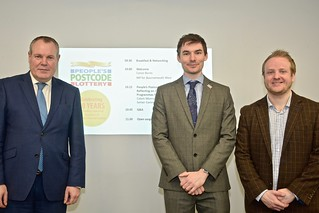 Conor hosts the People's Postcode Lottery in Poole | by Conor Burns - Conservative