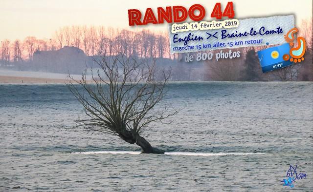 2019 - 44ème randonnée - 14 février