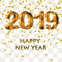 Happy New Year To All My Great Friends On Flickr...