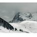 Skiing down Wixi by Peter Szawlowski