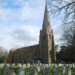 St Michael`s Church - Galleywood