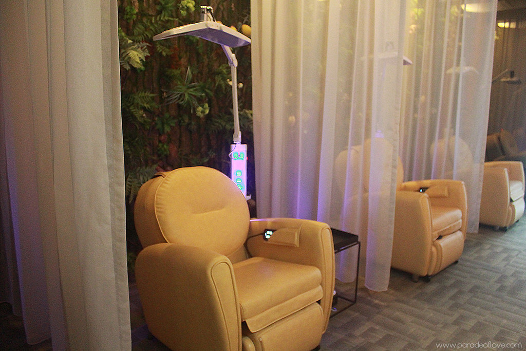 Re:Charge relaxation den at Chez Vous:HideAway