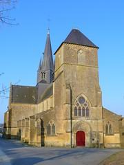 L'église Saint-Médard de Grandpré 04.2019