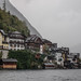Austrian tourist destination - Hallstatt village