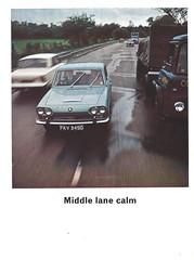 1969 Triumph 2000
