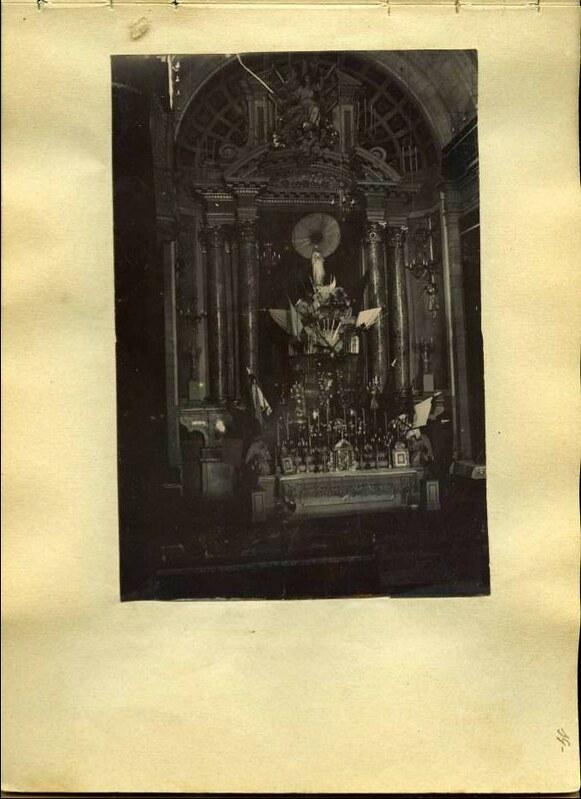 Álbum con fotografías de Toledo hacia 1890. Fototeca del Museo del Ejército, signatura MUE 120476