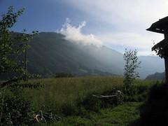 15/06/2007 le sommet de Cornudère vu de Herran 31160 - Photo of Herran