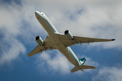 Aviation: Cathay Pacific