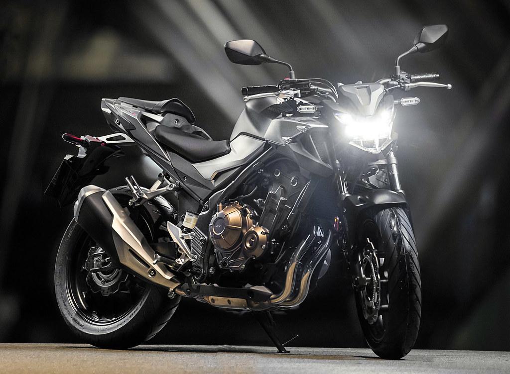 Honda CB 500 F 2019 - 18