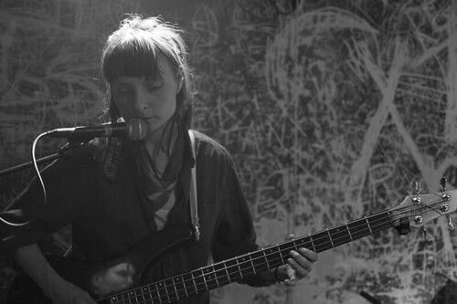Brie @ 5 Years Kitchen Leg Records 18.01.2019 @ Loophole, Berlin