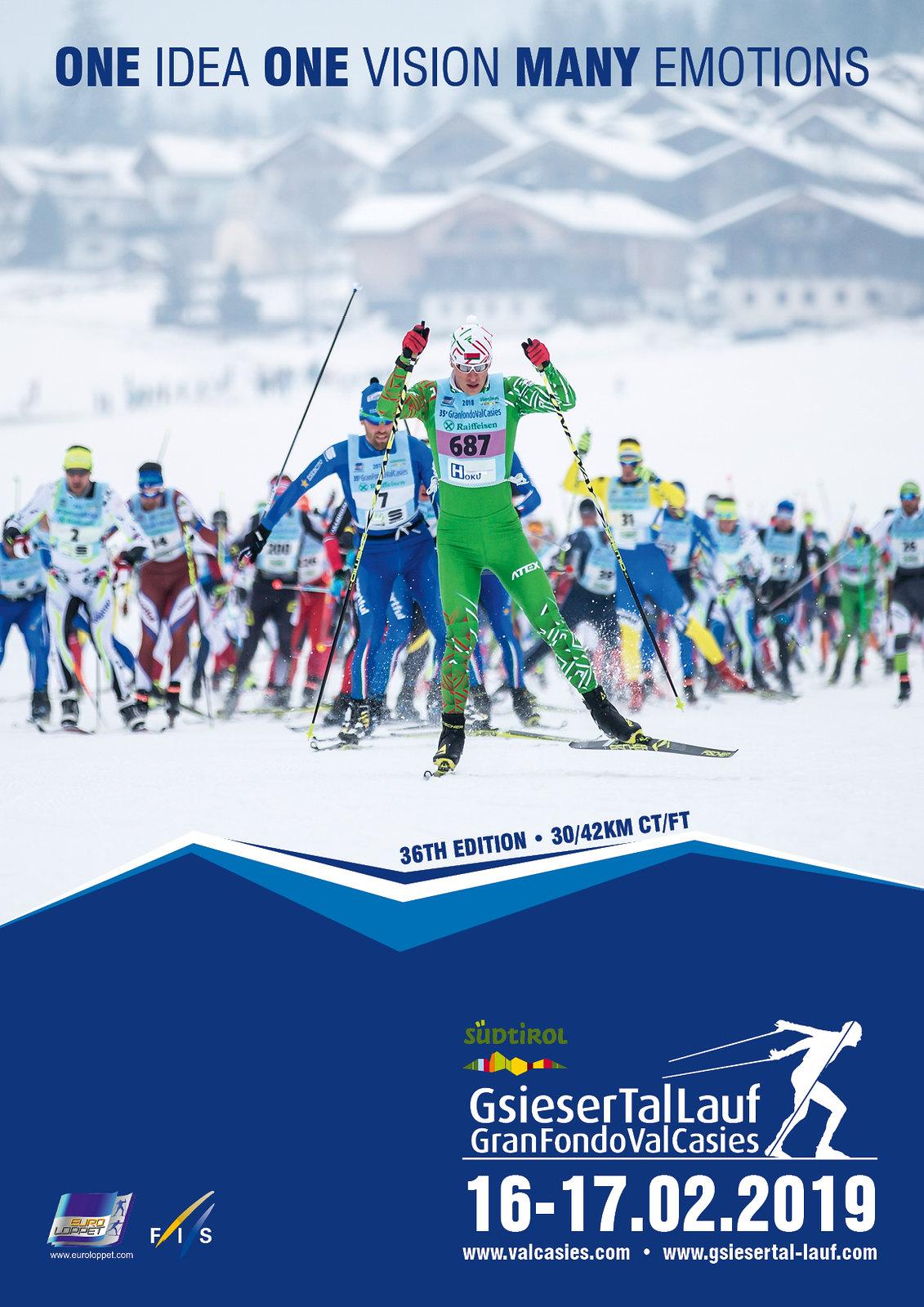 Gsieser Tal Lauf 2019 | Gran Fondo Val Casies 2019