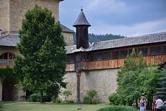 Rumanía. Bucovina. Monasterio de Sucevita (24)