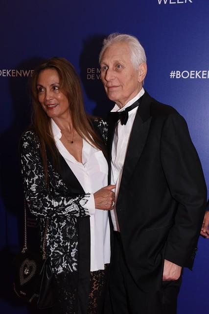Marion Bloem en Ivan Wolffers