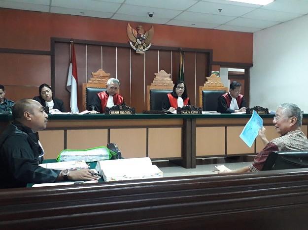 Terdakwa Mafia Tanah, Muljono Tedjokusumo Akui Proses Pemalsuan Sertifikat