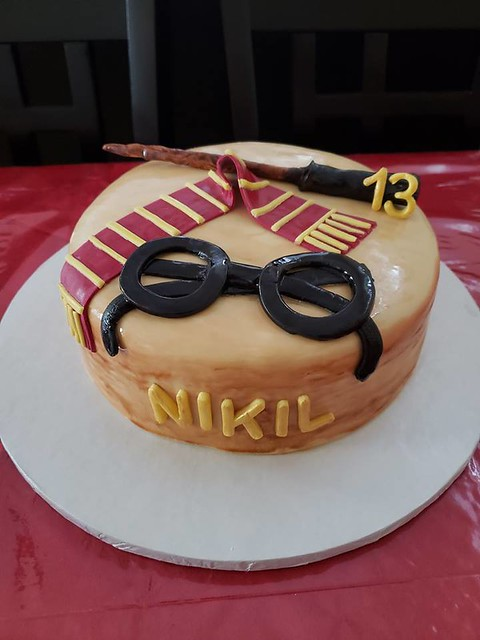 Cake by Ani's Cakes