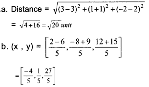 Plus One Maths Model Question Papers Paper 2A14