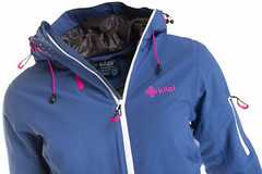Dámská lyžařská bunda Kilpi Asimetrix-W