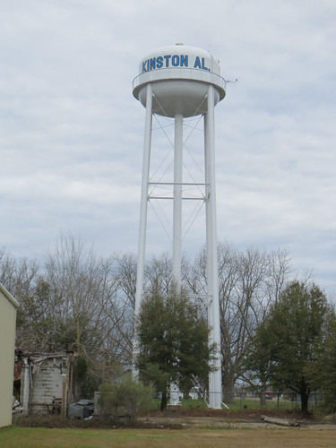 Water Tower (East) Kinston AL