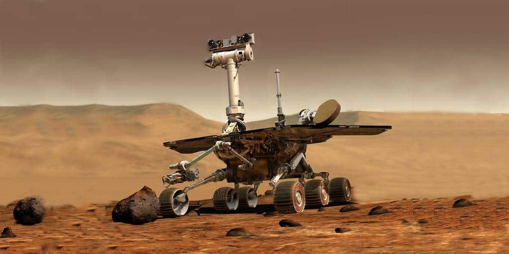 La NASA annonce la fin de la mission d'Opportunity