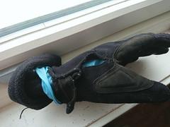 mtb Winter glove hack