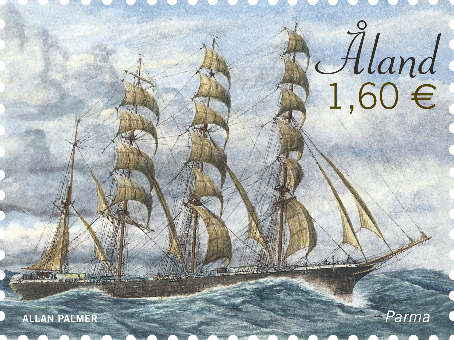 Åland - Sailing Ships #5: